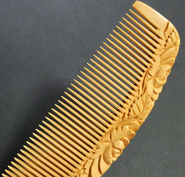 the highest class boxwood comb